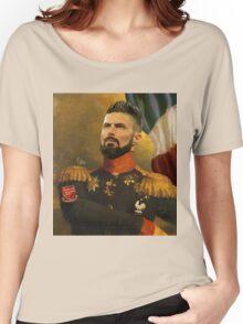 Monsieur Olivier Giroud Women's Relaxed Fit T-Shirt