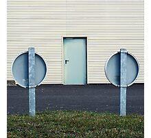 Chateaubernard France 2014 Photographic Print