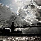 Millennium Bridge by yampy