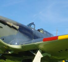 Hawker Sea Hurricane Sticker