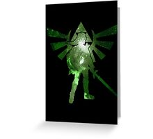 Night warrior Greeting Card