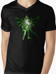 Night warrior Mens V-Neck T-Shirt