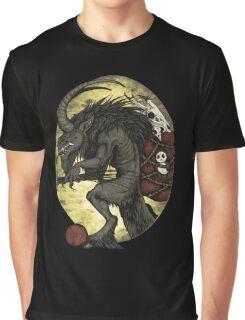 Merry Krampus Graphic T-Shirt