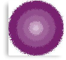 purple decay Canvas Print