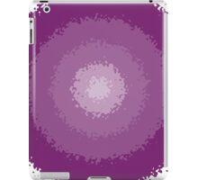 purple decay iPad Case/Skin