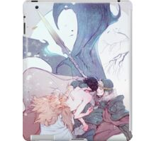 BBC Merlin: A Song From Far Away (alt cover 2) iPad Case/Skin