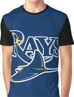 Tampa Bay Rays Graphic T-Shirt