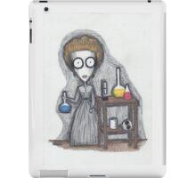 madame curie iPad Case/Skin