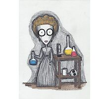 madame curie Photographic Print