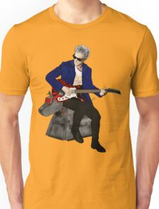The 12th Doctor and K-9 Unisex T-Shirt