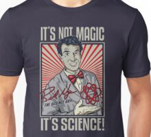 "Official Bill Nye ""It's Science"" Tee Unisex T-Shirt"