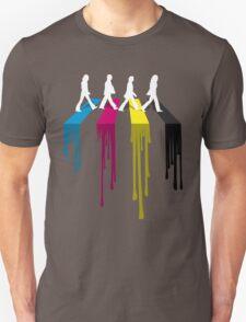 Abbey CMYK T-Shirt