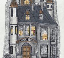 pendle hall gatehouse by zehava