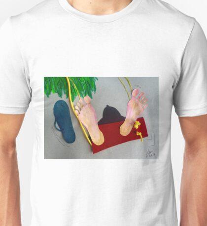 Swinging summer Unisex T-Shirt