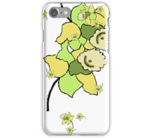 Daffodil's Groom II iPhone Case/Skin