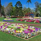 Queen's Park Gardens by Penny Smith