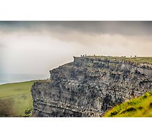 Cliffs of Moher, County Clare, Ireland 3 Photographic Print