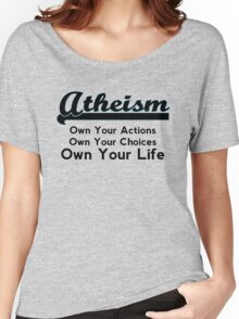 Atheism Women's Relaxed Fit T-Shirt