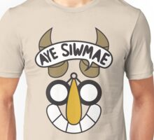 Aye Siwmae - Helm of Goofy Smiles Unisex T-Shirt