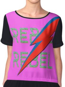 Rebel Rebel Chiffon Top