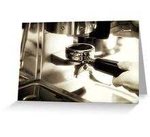 Coffee Lover 2 Greeting Card