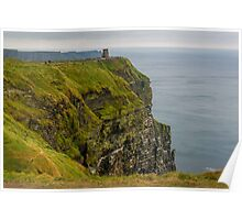 Cliffs of Moher, County Clare, Ireland 4 Poster