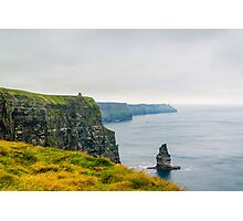 Cliffs of Moher, County Clare, Ireland 5 Photographic Print