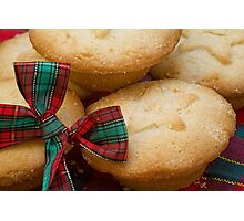Mince Pies 2 Photographic Print