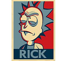 rick Photographic Print