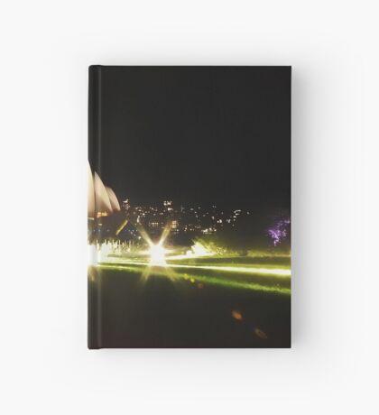 Opera House Hardcover Journal