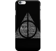 Spells & Charms iPhone Case/Skin