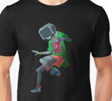 T.B. (TempNickname) - 'Senpai Isle' Mascot [80's/90's Edition] Unisex T-Shirt