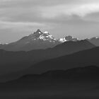 Mount Kanchenjunga by Silvia Tomarchio