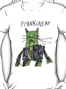 Frankincat - A 6 year old's creation T-Shirt