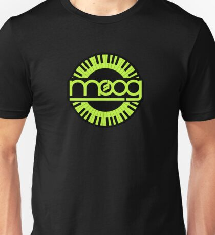Moog  Synth Unisex T-Shirt