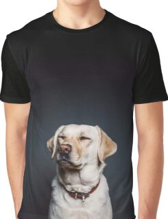 Cute Dog Graphic T-Shirt
