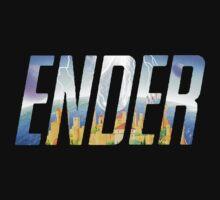 Identity Ender Shirt by darksleep