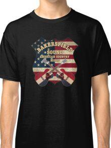 Bakersfield Sound shield Classic T-Shirt