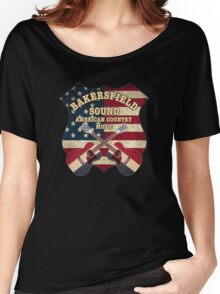 Bakersfield Sound shield Women's Relaxed Fit T-Shirt