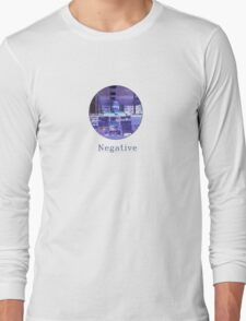 Negative Long Sleeve T-Shirt
