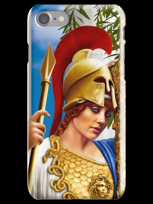 Athena by Ivy Izzard