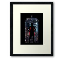 12th space Framed Print