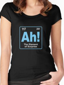 The element of surprise Women's Fitted Scoop T-Shirt
