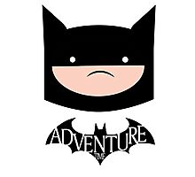 It's Bat Time!!! Photographic Print