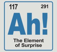 The Element of Surprise by just4laughs