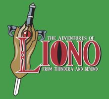 The Adventures of Liono Kids Clothes
