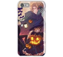 Friki Romance Halloween 2016 iPhone Case/Skin