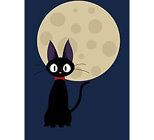 Jiji the Cat Photographic Print