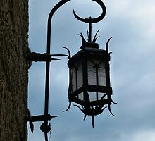 The Ancient Lamp by Trish Meyer