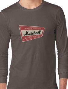 Vintage Marshall Amp  Long Sleeve T-Shirt